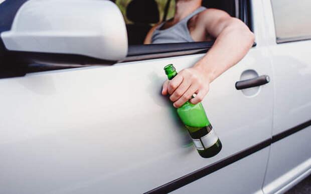 Новое ужесточение: пьяным водителям вернут машину только под залог