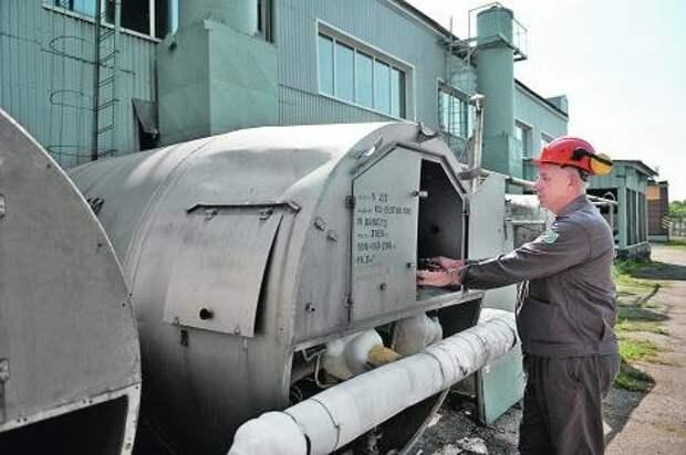 На Воткинском заводе увеличили производство кислорода для ковид-центров Удмуртии