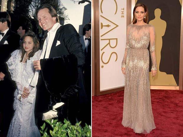 Как выглядели знаменитости во время своего первого появления на церемонии вручения «Оскара» много лет назад