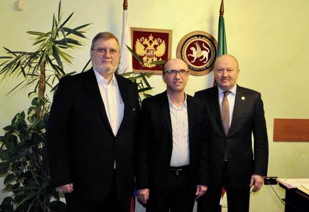 Перспективный развивающийся Татарстан постоянно дает поводы для освещения своих событий