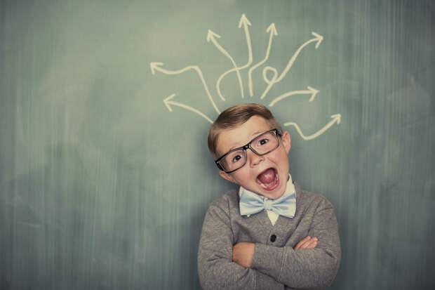 Как можно успокоить гиперактивного ребенка?