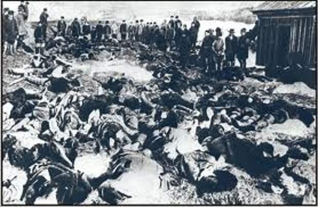 Хаген М. Ленский расстрел 1912 года и российская общественность