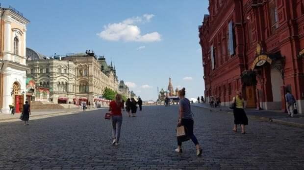 Акциониста Крисевича задержали после стрельбы на Красной площади