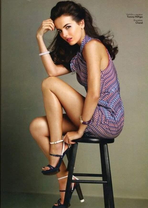 Актрисы с самыми красивыми ногами (20 фото)