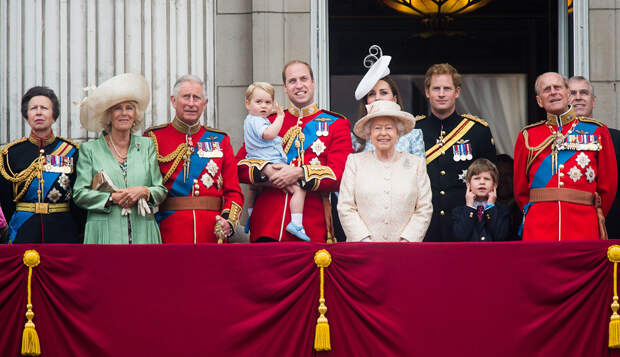 Арестуют ли члена королевской семьи, если он совершит преступление?