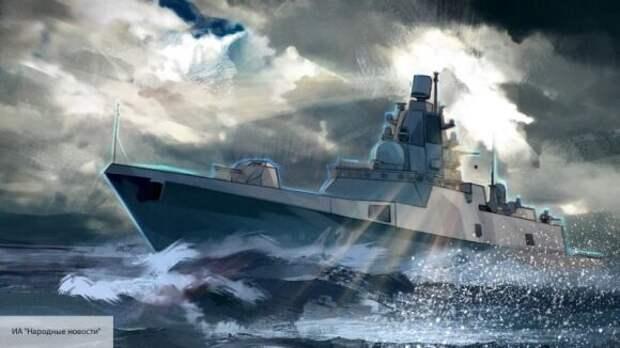 Sohu: план России по выпуску новых военных кораблей привел в ярость США