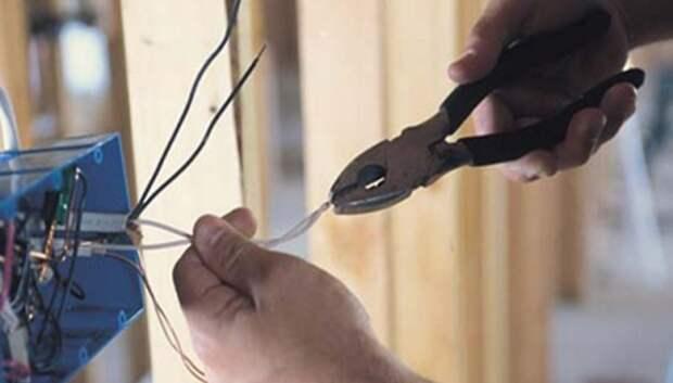 Кратковременные отключения электричества были в Подмосковье на выходных из‑за ливня