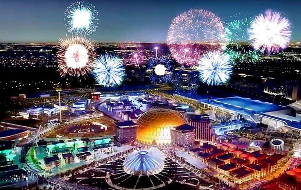 «Экспо-2020» представила маршруты для знакомства c инновациями, культурой и национальными блюдами выставки