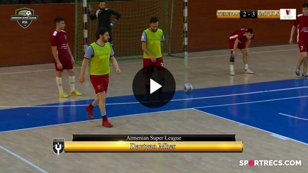 FC Yerevan 5 : 4 FC Impuls INTER CUP 2021 , GROUP A (Tour 4)