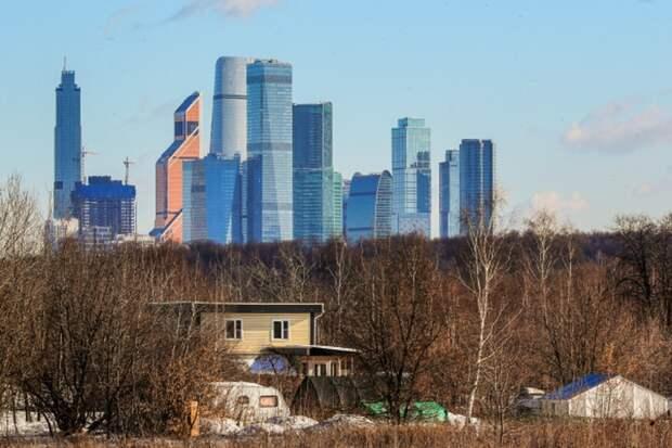 Где хотят жить россияне, экспорт стройматериалов и налог на движимость