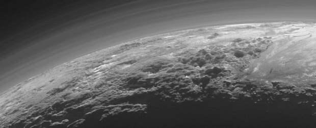 Астрономы рассказали о еще одной интересной загадке Плутона