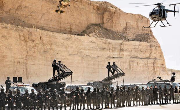 Иорданцы: лучший спецназ Востока