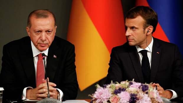 Владимир Карасёв: Перепалка между Францией и Турцией усиливается