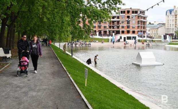 В Татарстане в 2021 году на благоустройство парков, скверов и набережных направят 1,95 млрд рублей