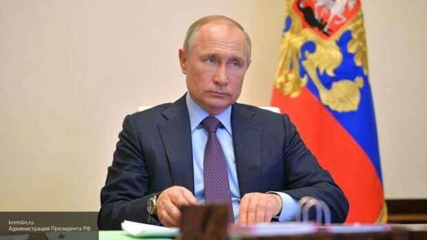 Владимир Путин заявил, что Россия начнет постепенный выход из режима ограничений с 12 мая