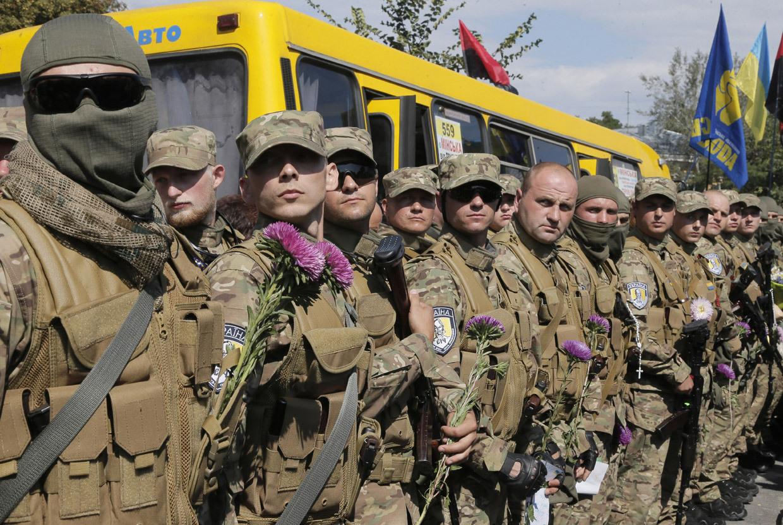 Камингаут украинского режима