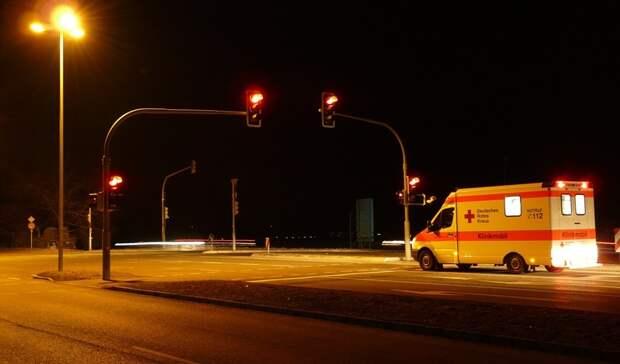 Колонну машин скорой помощи заметили награнице Украины иРостовской области