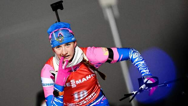 Миронова заняла 6-е место в масс-старте на этапе Кубка мира в Антхольце
