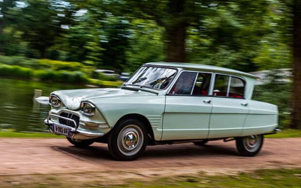 Самый массовый автомобиль Франции — ретротест местной Лады