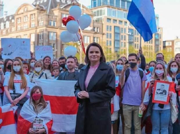 Фейк раздора: Тихановская попала в очередной скандал