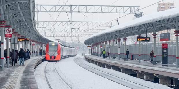 Пригородные поезда Рижского направления пойдут по измененному расписанию в марте