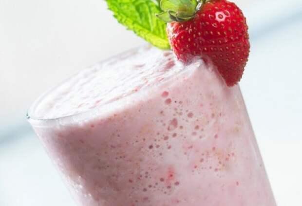Безалкогольные напитки. Молочные коктейли