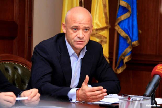 Труханов обещает вернуть Одессе проспект Жукова и улицу Чапаевской дивизии