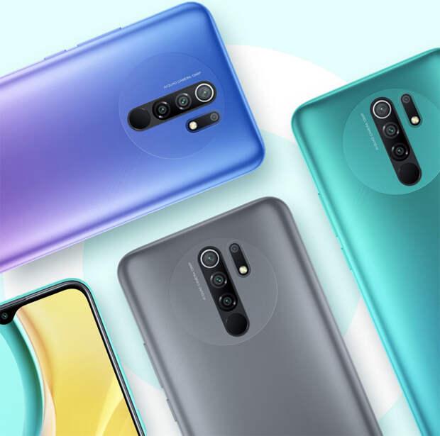 Секретов больше нет: смартфон Xiaomi Redmi 9 показался на сайте ретейлера