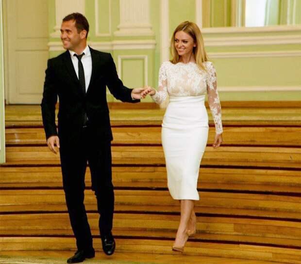 Какой была свадьба Кержакова и Тюльпановой: лучшие фото с закрытого торжества