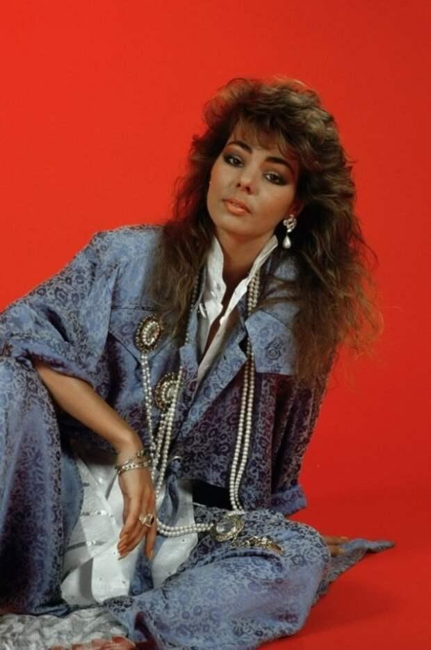 Красотки из 80-ых: Сандра