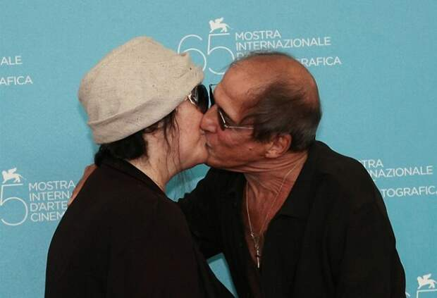 101 Адриано Челентано и Клаудия Мори: 50 лет вместе
