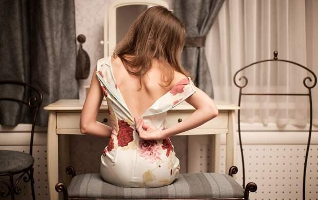 Когда она сняла платье, все обалдели, увидев, что под ним...