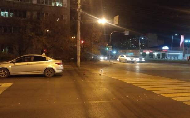 В Ижевске автомобиль сбил на «зебре» ребёнка