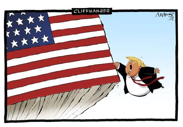 Трамп потребовал прекратить подсчет