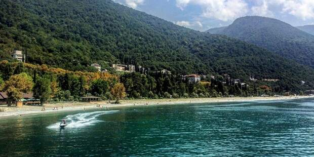 В Абхазии погибли российские туристы