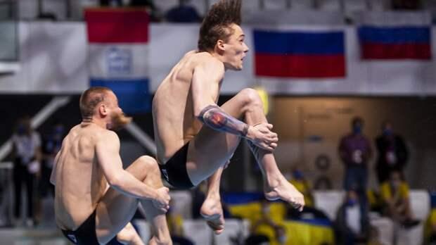 Кузнецов завоевал золото ЧЕ по прыжкам в воду