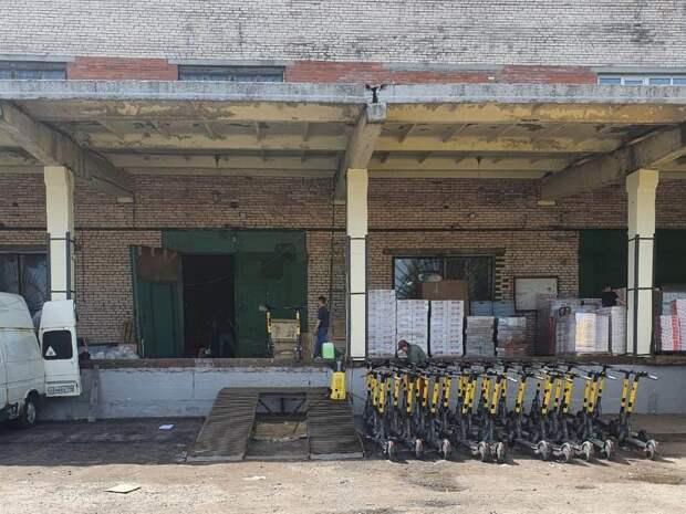 В Петербурге исчезли прокатные электросамокаты