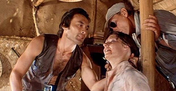 Кадр из к/ф «Пираты ХХ века» (1979). | Фото: ussr-kruto.ru.