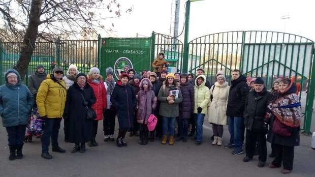 В Свиблове пройдёт бесплатная краеведческая прогулка вдоль Яузы