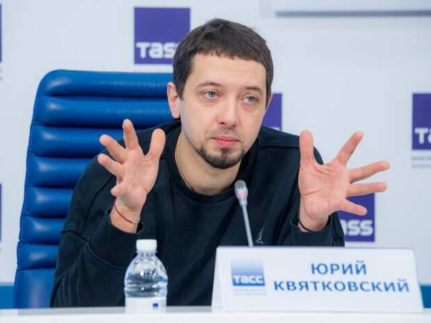 Юрий Квятковский покидает пост главного режиссера Росгосцирка