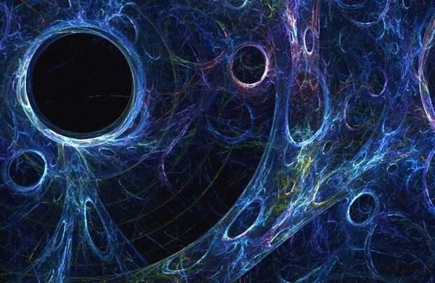 Темной энергии в космосе может не существовать