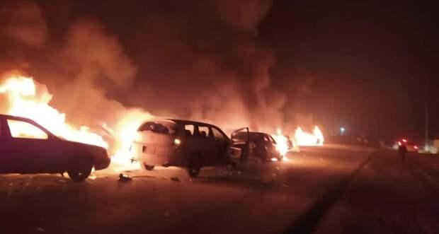 Массовые беспорядки в Казахстане: никогда такого не было, и вот опять