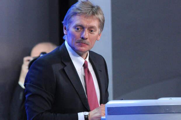 Кремль отреагировал на критику Навального в адрес Путина