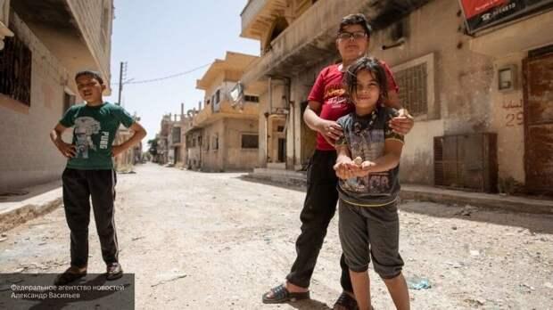 Жители Сирии поддержали Асада и выступили против присутствия SDF в Хасаке