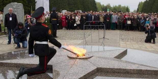 Нет нормативов по циклу горения: власти Омска погасили Вечный огонь