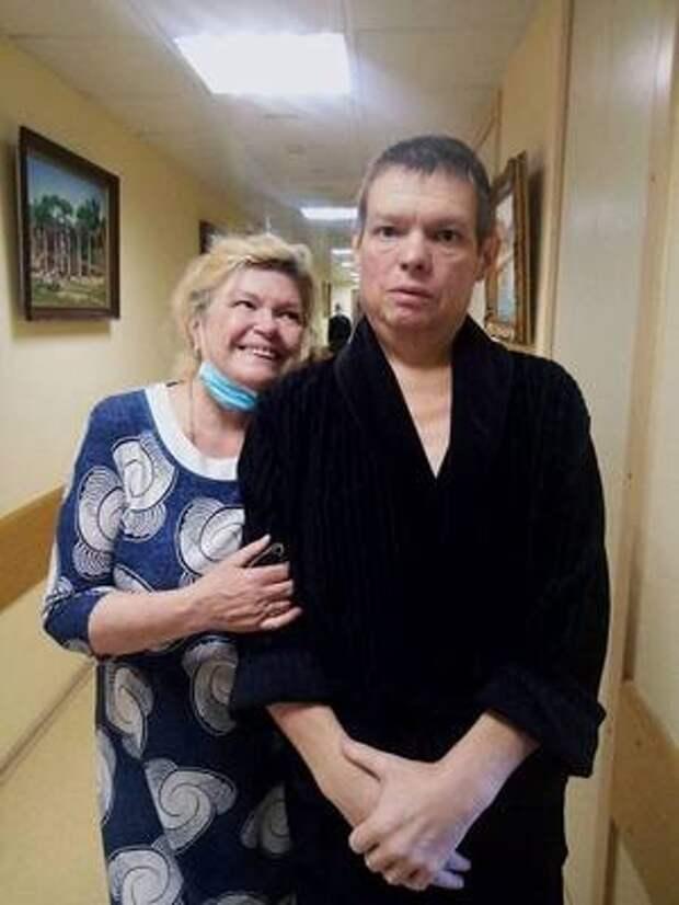 Московские врачи прооперировали красноярца с 48-киллограмовой опухолью в животе