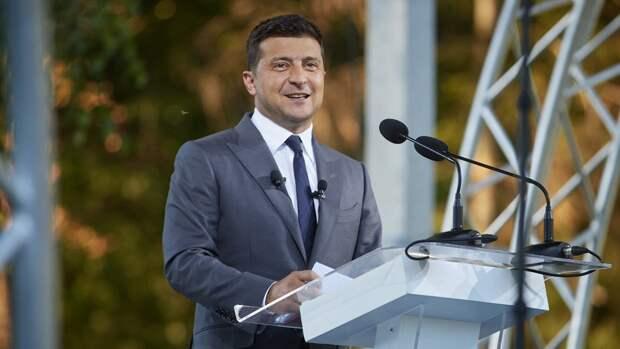 Украинский журналист рассказал, на что пошел Зеленский ради президентства