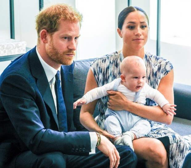 «Ей нужен был повод». Для чего Меган Маркл обвинила королевскую семью в расизме