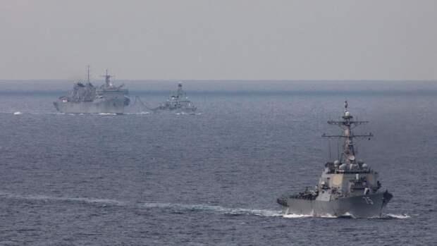 В Китае предупредили НАТО об опасном приближении к красной черте Путина в Черном море