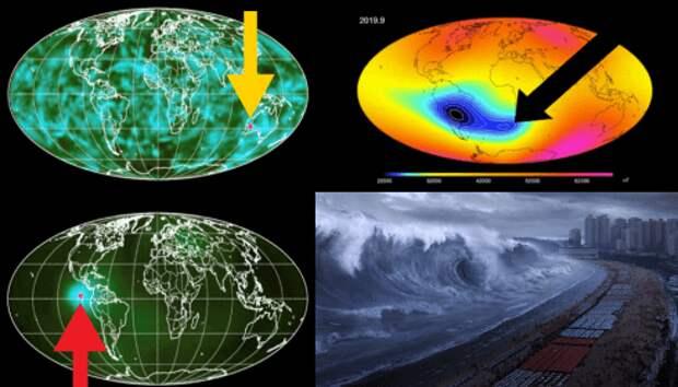 Что станет сигналом скорого переворота Земли?